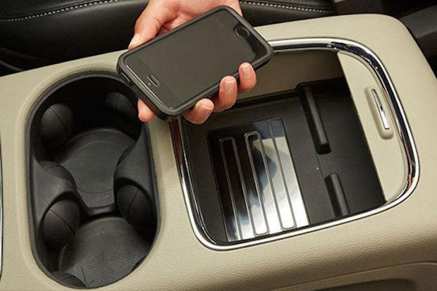 conductive charging pad