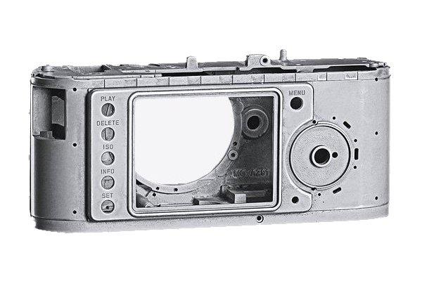 Leica M9-P magnesium body