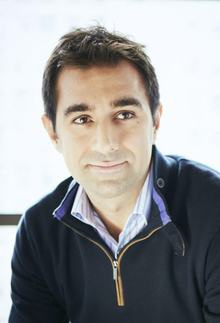 Hossein Rahnama, founder and chief product officer, Flybits