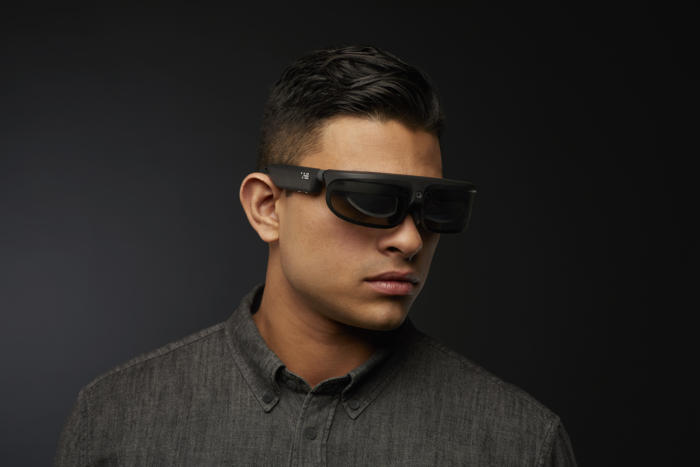 odg R-8 smart glasses