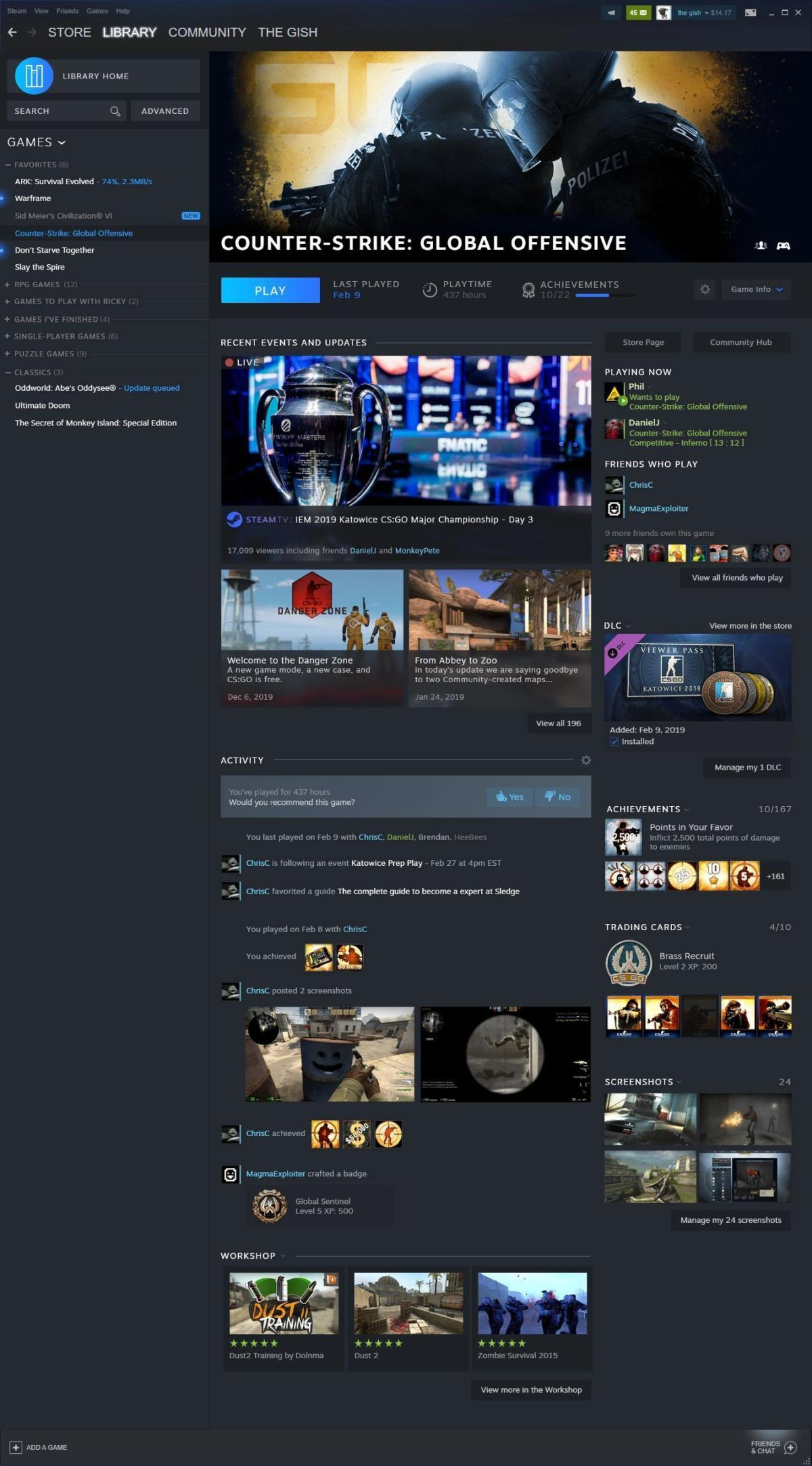 steam redesign 2
