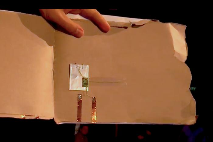 sigfox admiral ivory module in envelope