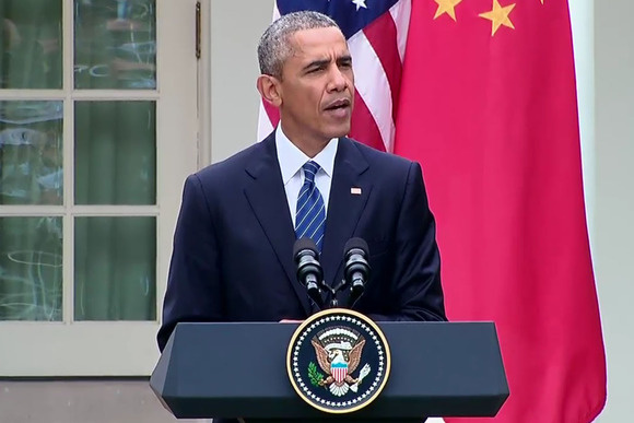 President Obama news conference