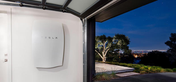 models powerwall Tesla