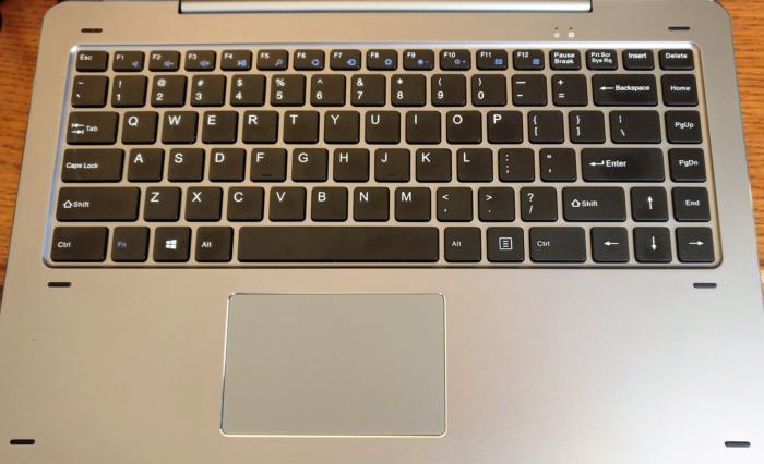 chuwi hi13 keyboard
