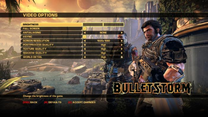 Bulletstorm (Original)