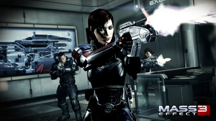 Mass Effect review