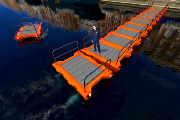 roboat autonomous boat self-driving