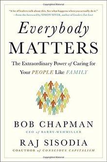 bob chapman everybody matters