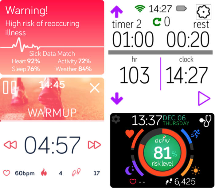 fitbit os new apps