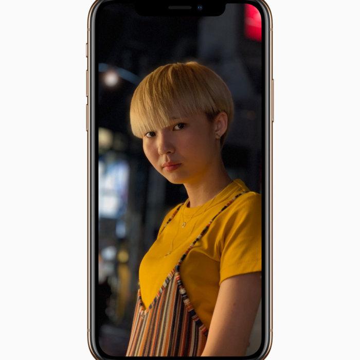 iphone xs bokeh