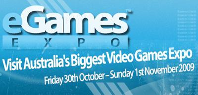 eGames Expo 2009