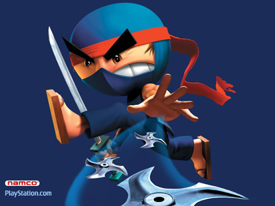 Top Ten video game ninjas