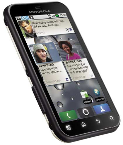 Motorola Defy review