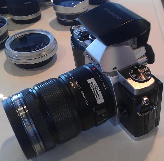 Olympus OM-D E-M5 digital camera