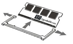Lenovo ThinkPad Z60m memory upgrade