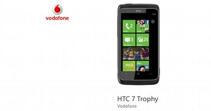 Vodafone Windows Phone