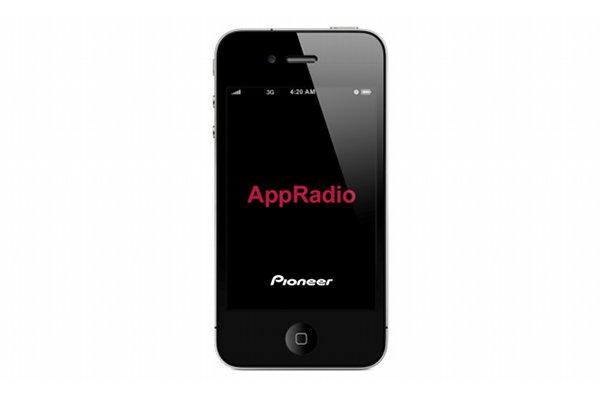 Pioneer AppRadio App