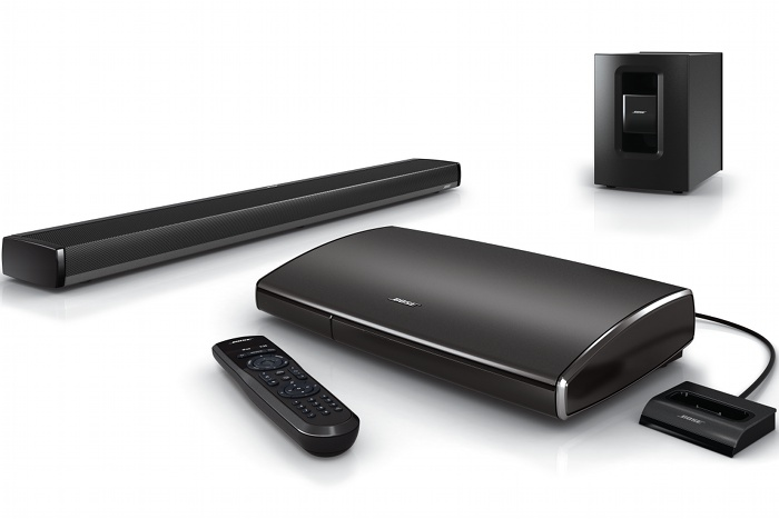 Bose Lifestyle 135 home theatre system