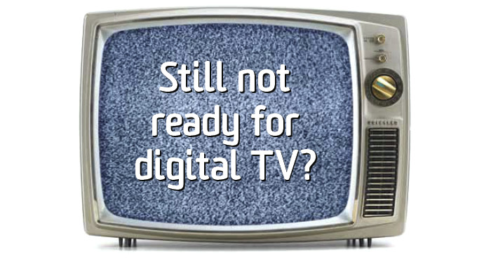 Digital TV switchover