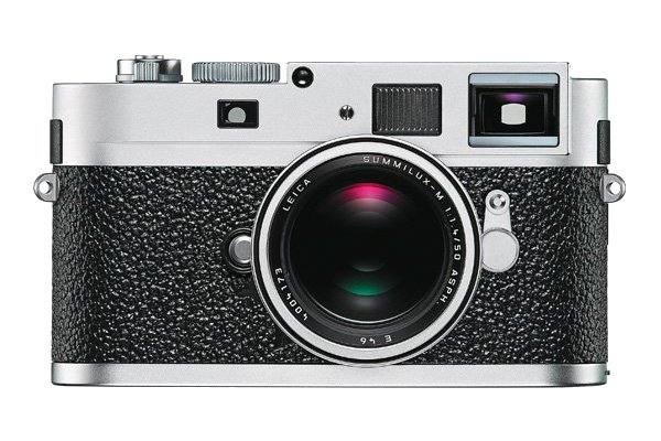Leica M9-P chrome top