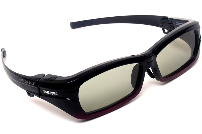 Samsung active 3D glasses