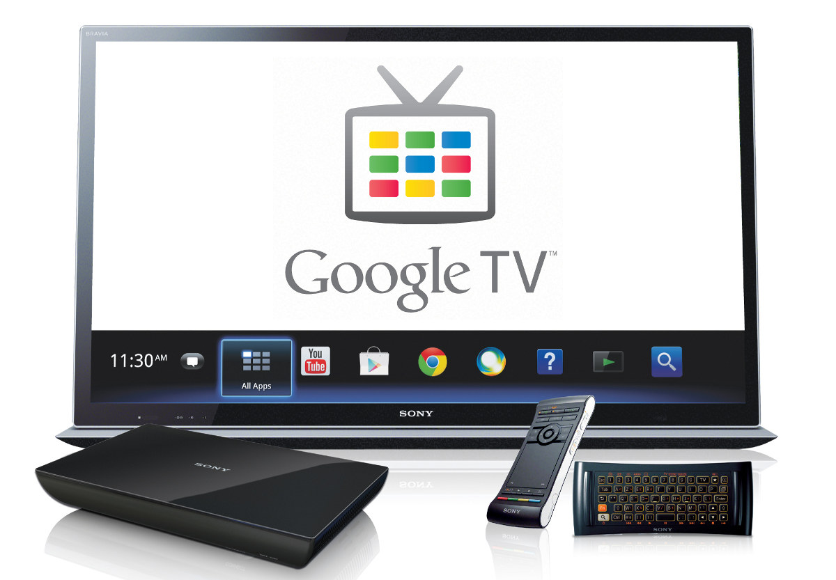 sony google tv to be bundled with bravias good gear guide australia. Black Bedroom Furniture Sets. Home Design Ideas