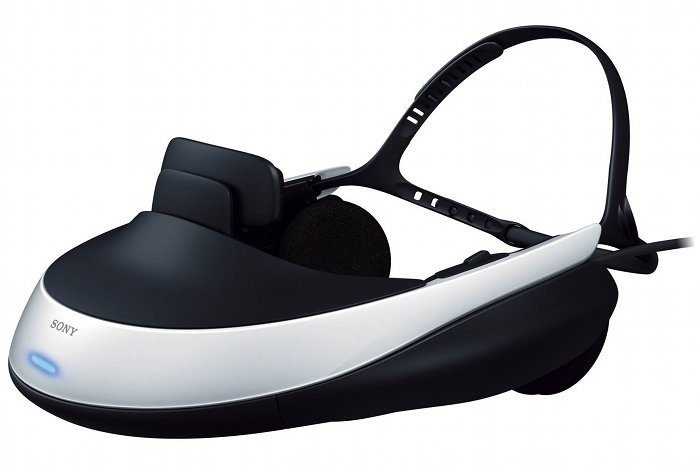 Sony Personal 3D Viewer (HMZ-T1) review
