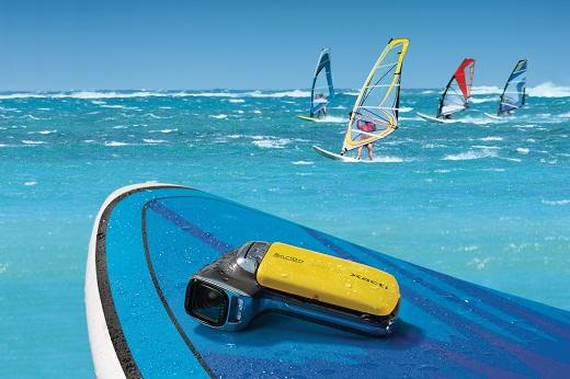waterproof camcorder