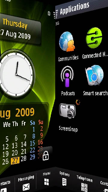 Samsung HD Icon