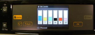 Epson Stylus Photo TX810FW inkjet multifunction